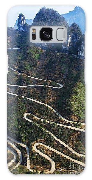 Death Galaxy Case - Dangerous Path In China by Kataleewan Intarachote
