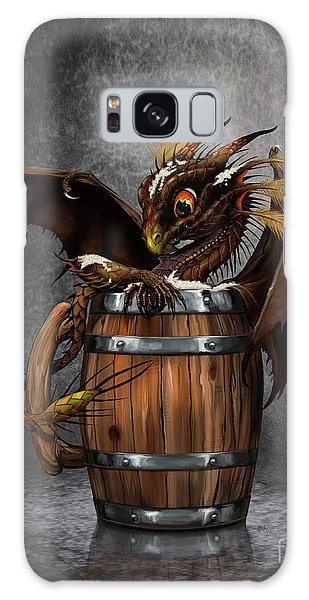 Dark Beer Dragon Galaxy Case