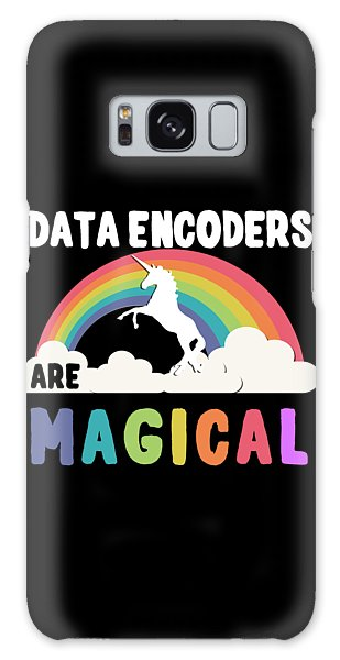 Data Encoders Are Magical Galaxy Case