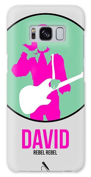 Classic Rock Galaxy Case - David Bowie by Naxart Studio