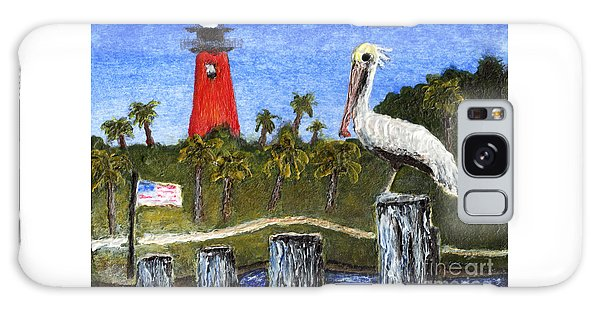 Aceo Dawn At Jupiter Inlet Lighthouse Florida 52a Galaxy Case