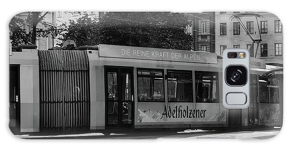 Day Tram Train Galaxy Case