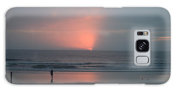 Daybreak Daytona Beach Galaxy Case