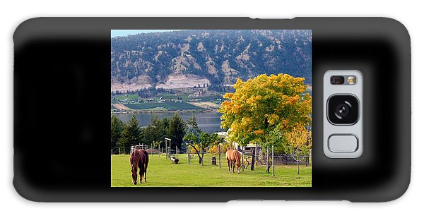 Oyama Galaxy Case - Days Of Autumn 25 by Will Borden
