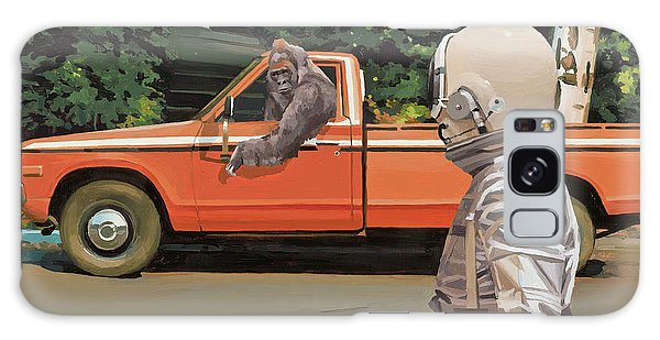 Decline Of The Planet Of The Apes Galaxy Case