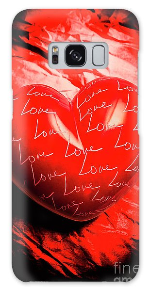 Stone Wall Galaxy Case - Decorated Romance by Jorgo Photography - Wall Art Gallery