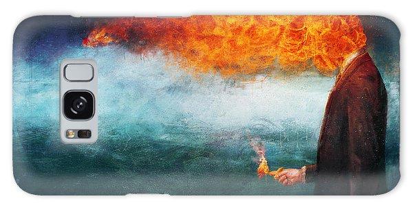 Scenery Galaxy Case - Deep by Mario Sanchez Nevado