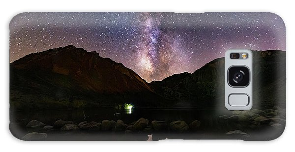 Galaxy Case featuring the photograph Deep Sky Fishing by Tassanee Angiolillo