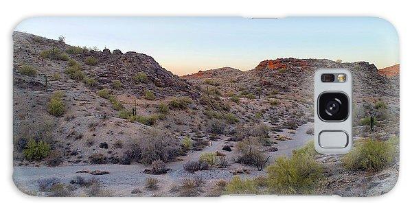 Desert Canyon Galaxy Case