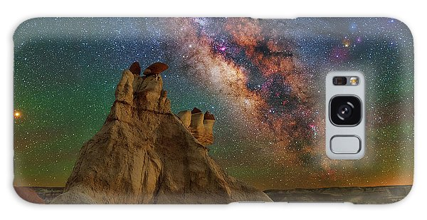 Desert Castle Galaxy Case
