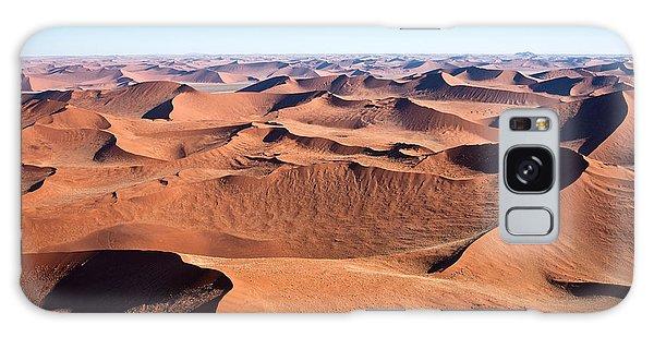 Ecology Galaxy Case - Desert Landscape by Isabella Pfenninger