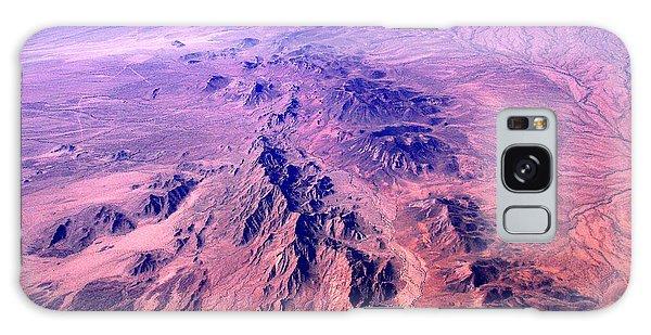 Desert Of Arizona Galaxy Case