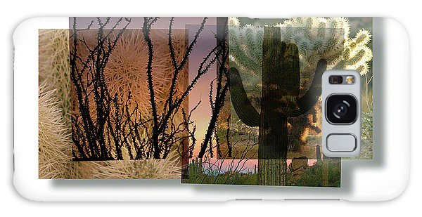 Galaxy Case featuring the photograph Desert Suite No 3 by Mark Shoolery
