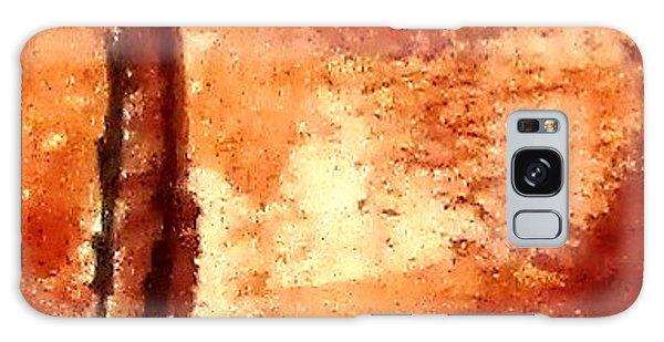 Digital Abstract No9. Galaxy Case