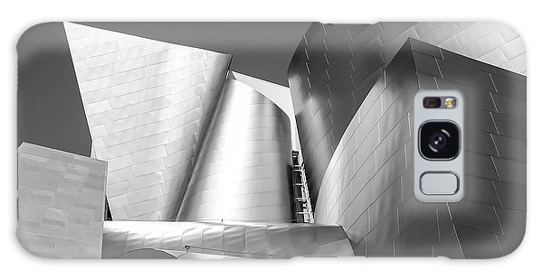 Galaxy Case featuring the photograph Disney_concert_hall by Mark Shoolery