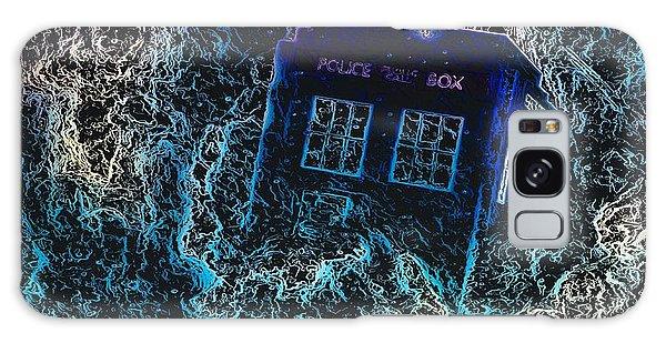 Doctor Who Tardis 3 Galaxy Case