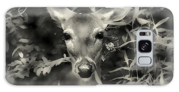 Doe's Summer Portrait Galaxy Case