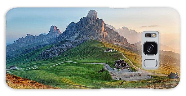 Scenery Galaxy Case - Dolomites Landscape by Ttstudio