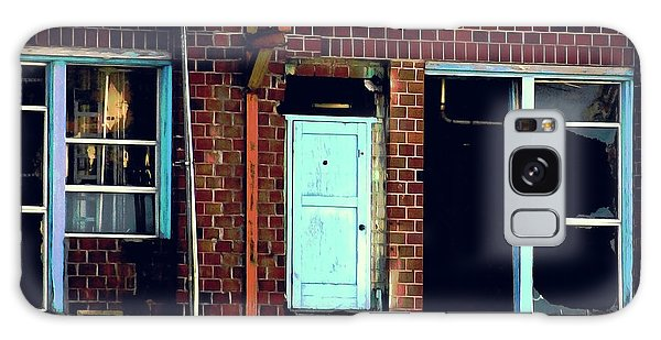 Door To Nowhere Galaxy Case