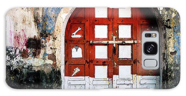 Doors Of India - Garage Door Galaxy Case