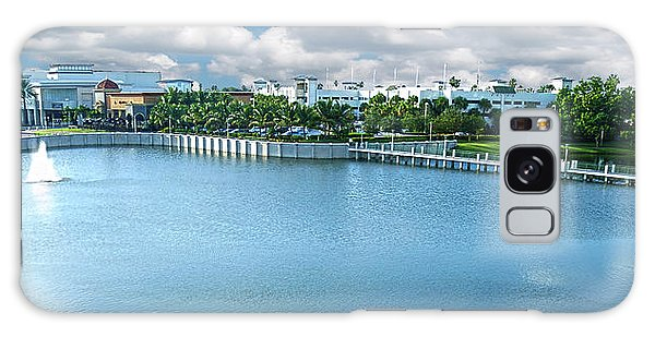 Downtown At The Gardens Mall Palm Beach Florida C2 Galaxy Case