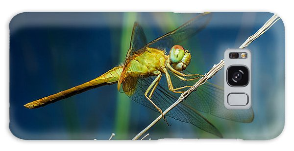 Bright Colors Galaxy Case - Dragonflies, Insects, Animals, Nature by Boyphare