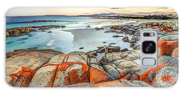 Australia Galaxy Case - Drammatic Landscape In The Gardens, Bay by Benny Marty