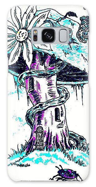 Houlton Galaxy Case - Dream Home by Richard John Houlton