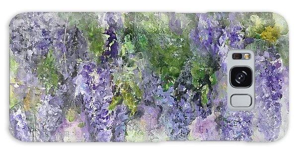 Monet's Garden Galaxy Case