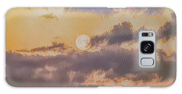 Dreamy Moon Galaxy Case