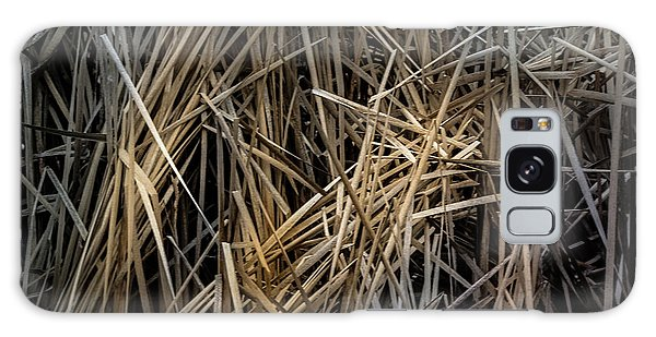 Dried Wild Grass IIi Galaxy Case