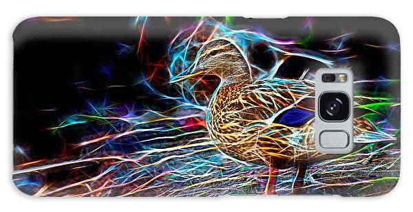 Ducks On Shore Wizard Galaxy Case
