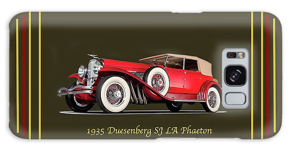 Duesenberg 1935 Galaxy Case