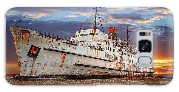 Galaxy Case - Duke Of Lancaster Ship by Adrian Evans