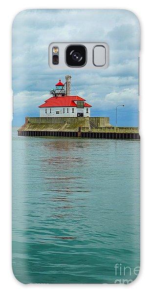 Duluth Lighthouse 2 Galaxy Case