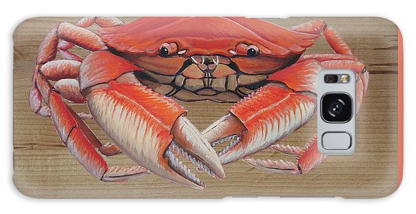 Dungeness Crab Galaxy Case