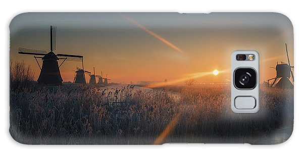 Dutch Dawn IIi Galaxy Case