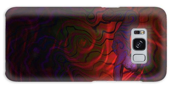 Dynamic Color 3 Galaxy Case