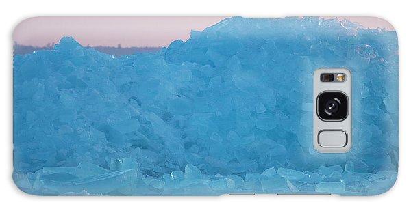 Eagle On Ice Mackinaw City 2261803 Galaxy Case