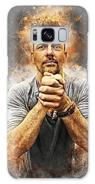 Earnestly Flanery Galaxy Case