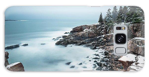 Atlantic Ocean Galaxy Case - East Coast Winters by Evelina Kremsdorf
