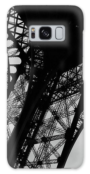Galaxy Case featuring the photograph Eiffel Tower, Base by Edward Lee