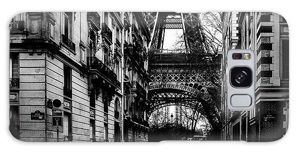 Eiffel Tower - Classic View Galaxy Case