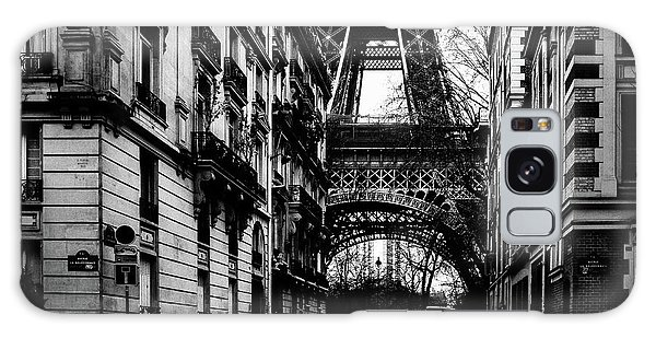 Eiffel Tower - Classic View Galaxy Case