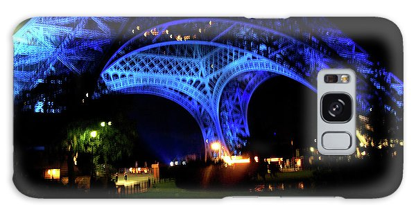 Galaxy Case featuring the photograph Eiffel Tower by Edward Lee