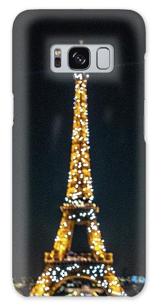 Galaxy Case featuring the photograph Eiffel Tower by Randy Scherkenbach
