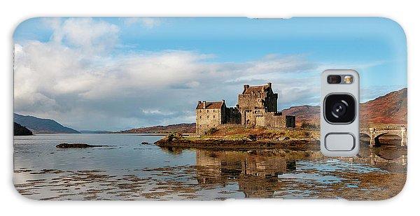 Castle Galaxy S8 Case - Eilean Donan Castle by Smart Aviation