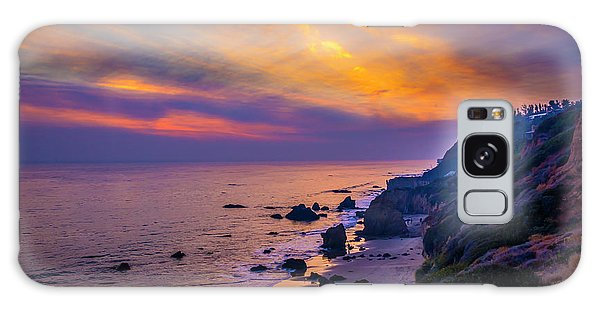 El Matador Sunset Galaxy Case