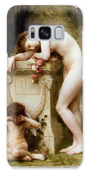 Ellergy 1899 William Bouguereau Galaxy Case