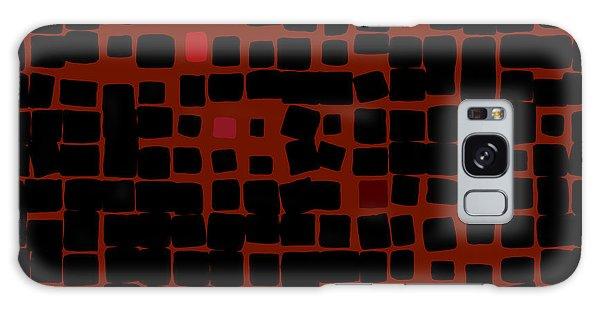 Galaxy Case featuring the digital art Ember by Attila Meszlenyi